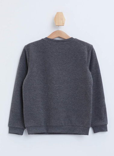 DeFacto Sweatshirt Antrasit